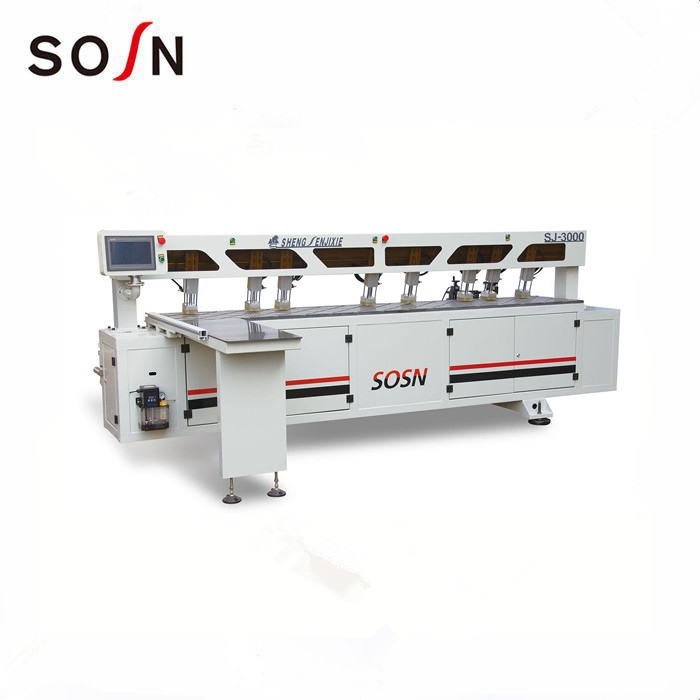 SJ2400/3000 Automatic Multi-function Side Drilling Machine